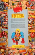 Eternals HC (2021 Marvel) By Jack Kirby Monster-Size Edition 1-1ST