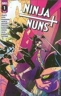 Ninja Nuns Bad Habits Die Hard (2021 Scout Comics) One-Shot 1B