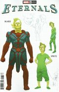 Eternals (2021 5th Series Marvel) 1RI.J