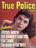 True Police Cases (1946-2000 Fawcett 2nd Series) Magazine Vol. 15 #155