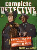 Complete Detective Cases (1939-1953 Timely) True Crime Magazine Vol. 5 #3