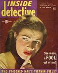 Inside Detective (1935-1995 MacFadden/Dell/Exposed/RGH) Vol. 19 #6