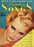 Popular Songs (1935 Dell Publishing) Magazine Vol. 2 #8