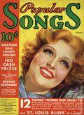 Popular Songs (1935 Dell Publishing) Magazine Vol. 1 #3