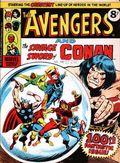 Avengers (1973-1976 Marvel UK) 100