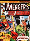 Avengers (1973-1976 Marvel UK) 106