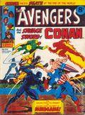 Avengers (1973-1976 Marvel UK) 109