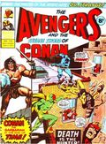 Avengers (1973-1976 Marvel UK) 112