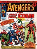 Avengers (1973-1976 Marvel UK) 95