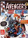 Avengers (1973-1976 Marvel UK) 107