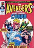 Avengers (1973-1976 Marvel UK) 127