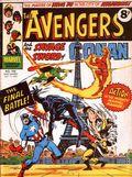 Avengers (1973-1976 Marvel UK) 108