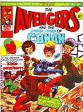 Avengers (1973-1976 Marvel UK) 110