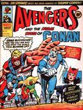 Avengers (1973-1976 Marvel UK) 114