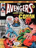 Avengers (1973-1976 Marvel UK) 136