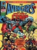 Avengers (1973-1976 Marvel UK) 116