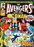 Avengers (UK Magazine) 139