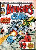 Avengers (1973-1976 Marvel UK) 142
