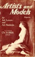 Artists and Models Magazine (1925-1926 Ramer Reviews) Vol. 1 #7