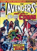Avengers (1973-1976 Marvel UK) 126