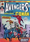 Avengers (1973-1976 Marvel UK) 128