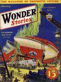 Wonder Stories (1930-1936 Stellar/Continental) Pulp 1st Series Vol. 4 #8