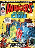 Avengers (1973-1976 Marvel UK) 134
