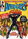 Avengers (UK Magazine) 138