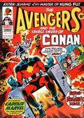 Avengers (UK Magazine) 140