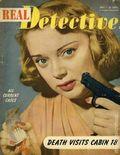 Real Detective (1931-1957 Sensation) True Crime Magazine Vol. T #9
