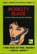 Modesty Blaise TPB (1981-1986 First American Edition Series) 2-1ST