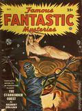 Famous Fantastic Mysteries (1939-1953 Frank A. Munsey/Popular/Altus) Pulp Oct 1949