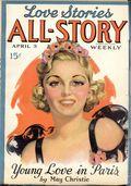 All-Story Love (1929-1955 Popular Publication) Pulp Vol. 65 #6