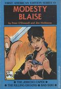 Modesty Blaise TPB (1981-1986 First American Edition Series) 3-1ST