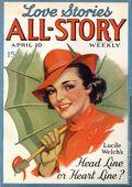 All-Story Love (1929-1955 Popular Publication) Pulp Vol. 66 #1