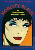 Modesty Blaise TPB (1981-1986 First American Edition Series) 7-1ST