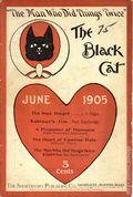 Black Cat (1895-1922 Shortstory) Pulp Vol. 10 #9