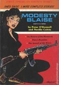 Modesty Blaise TPB (1981-1986 First American Edition Series) 8-1ST