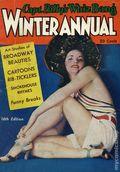 Captain Billy's Whiz Bang (1931-1937 Fawcett) Winter Annual 1937