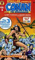 Conan the Barbarian PB (1978-1979 Marvel) 1-1ST