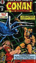 Conan the Barbarian PB (1978-1979 Marvel) 2-1ST