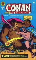 Conan the Barbarian PB (1978-1979 Marvel) 4-1ST