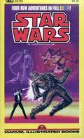 Star Wars PB (1982 Marvel Illustrated Books) 1-1ST