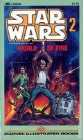 Star Wars PB (1982 Marvel Illustrated Books) 2-1ST