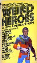 Weird Heroes Paperback (1975) 2-1ST