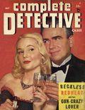 Complete Detective Cases (1939-1953 Timely) True Crime Magazine Vol. 9 #6