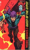 Weird Heroes Paperback (1975) 3-REP