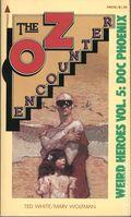 Weird Heroes Paperback (1975) 5-1ST