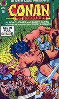 Conan the Barbarian PB (1978-1979 Marvel) 5-1ST