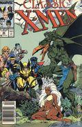X-Men Classic (1986-1995 Marvel) Classic X-Men Mark Jewelers 20MJ